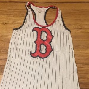 Official MLB Red Sox Tank Top